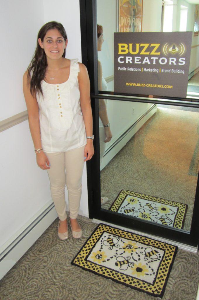 Buzz Creators Welcomes Hallie Parker Our Intern Extraordinaire Buzz Creators