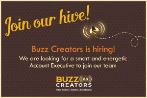 Buzz Creators PR is hiring in NY!