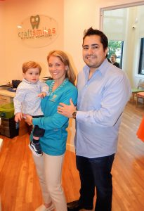 Cole Payami; Owner, Dr. Jennifer Blair-Payami; Dr. Ali Payami