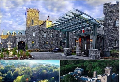 Castle Hotel & Spa in Tarrytown, NY Celebrates 20 Years!