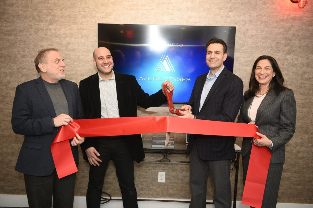 Azure Stages Celebrates Grand Opening in Scarsdale, NY