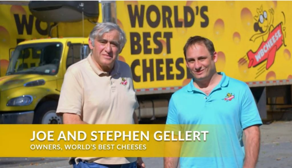 World's Best Cheese Starts Petition to Fight The Proposed European Tariffs