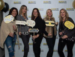 5-Diana Piccolino, Maria Giordano, Christina Rae, Susan Ford & Barbara Oelerking