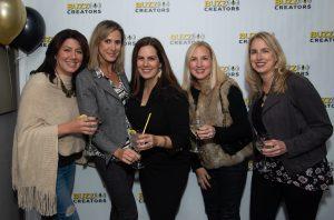 Diana Piccolino, Maria Giordano, Christina Rae, Susan Ford, Barbara Oelerking