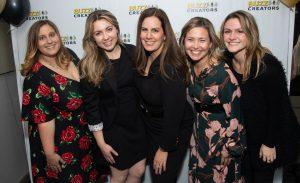 Jessica Apicella, Alessia Bicknese, Christina Rae, Nicole Doherty, Leah Osborne