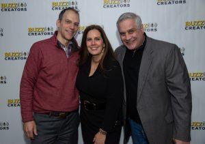 John Turiano, Christina Rae, Nick Brandi