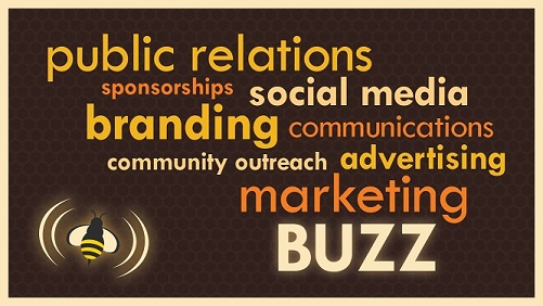 """Creating More PR & Marketing """"BUZZ"""" for Your Business in 2017"""