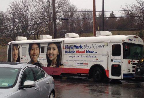 White Plains Linen Hosts Blood Drive in Peekskill, NY