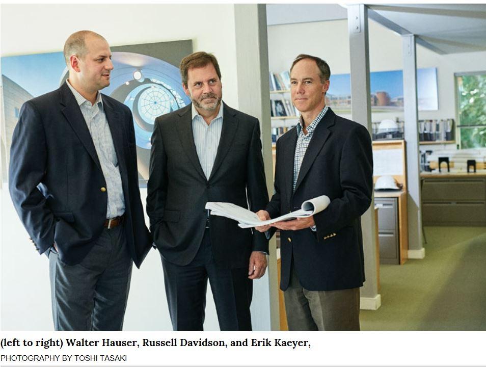 KG+D wins small biz award from 914INC.