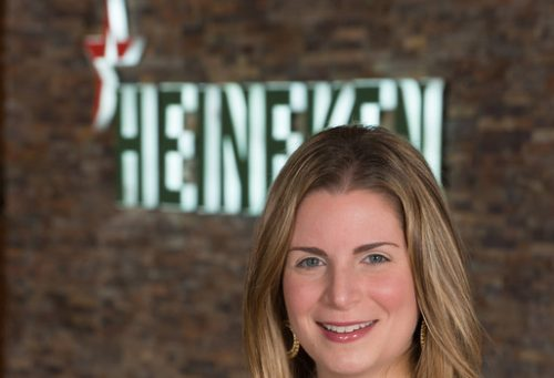 "HEINEKEN USA's Tara Rush Named One of PRWeek's ""40 Under 40"""
