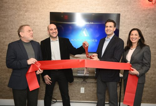 Azure Stages Grand Opening