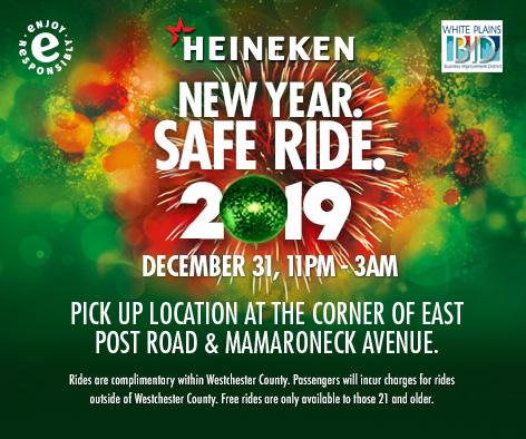 HEINEKEN USA Safe Rides 2018