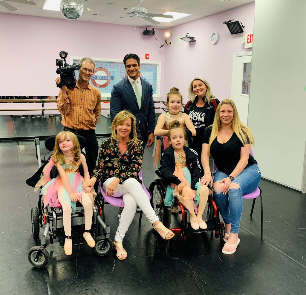 Bella Mia Class at Penny Lane Dance Academy in Somers NY