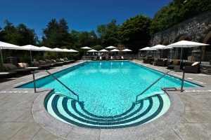 Castle Hotel & Spa's Pool