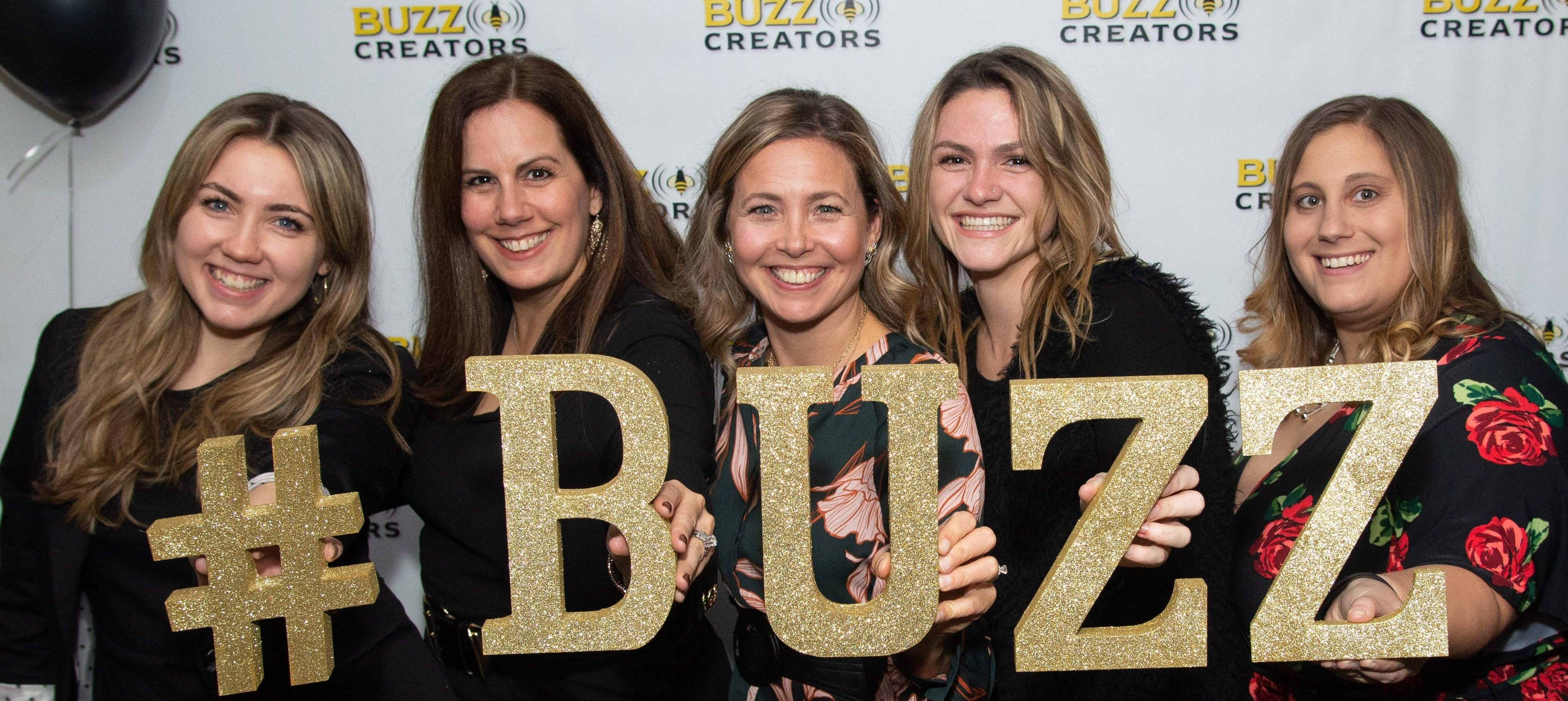 Buzz Creators Celebrates 10 Years of PR & Marketing Pollination