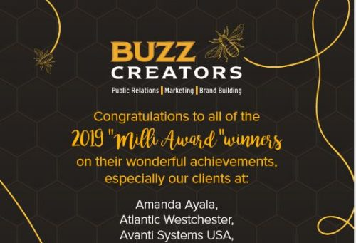 Six Buzz Creators Clients Win Milli Awards
