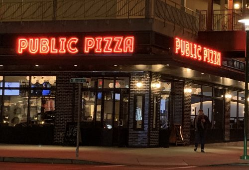 Public Pizza Italian Kitchen & Wine Bar Brings Italian-American Comfort Food to Ridge Hill
